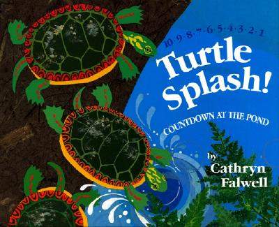 Turtle Splash By Falwell, Cathryn