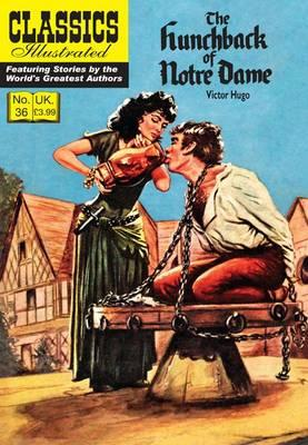 The Hunchback of Notre Dame By Hugo, Victor/ Crandall, Reed (ILT)/ Evans, George (ILT)